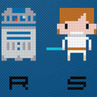 Cross stitch_star wars pattern