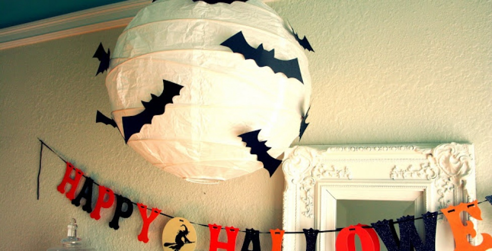Halloween Lantern Craft