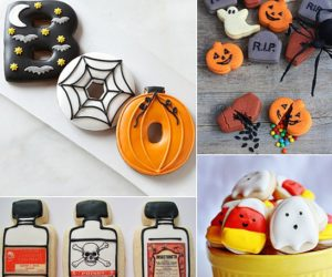 Halloween cute deco