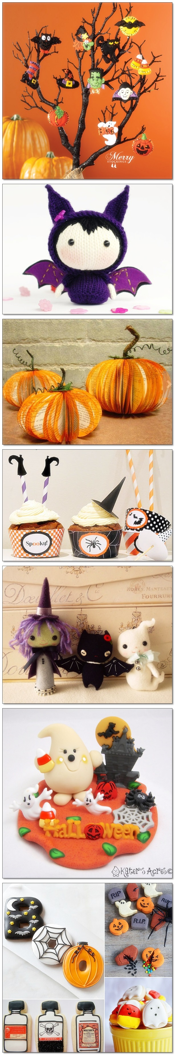Halloween cute decoration for Cute halloween decorations to make at home