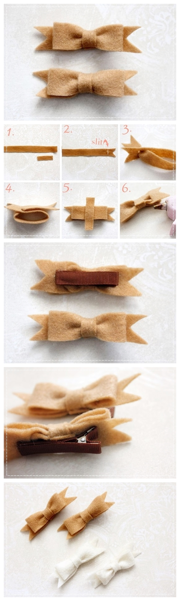 How To Make Hand Made Ribbon Pin DIY Step By Tutorial Instruction