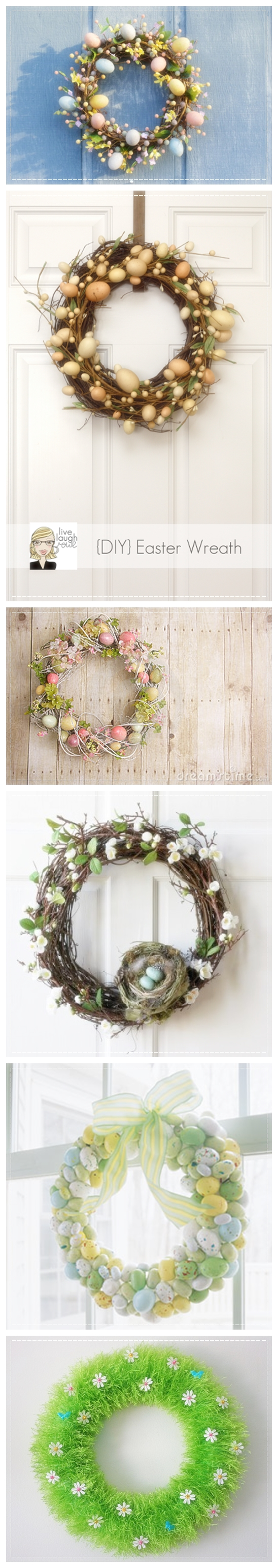 Easter-wreath