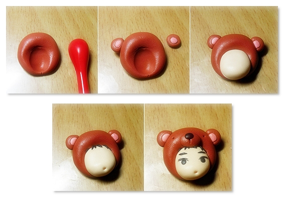How to make Clay Cell Phone Accessary DIY step by step ...