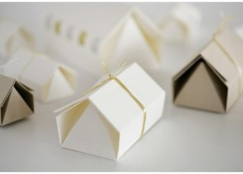 paper house package