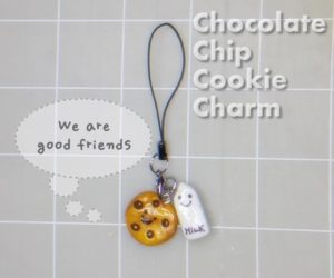 Clay Cookie Charm