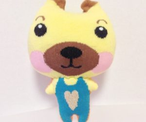 Socks doll dog