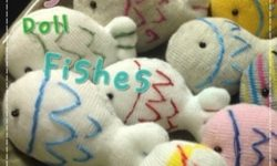 Socks Doll Fish