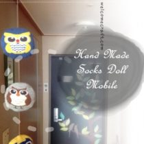 Socks Doll Mobile