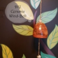 DIY Ceramic Wind-Bell