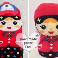 Socks Raincoat Kids Dolls