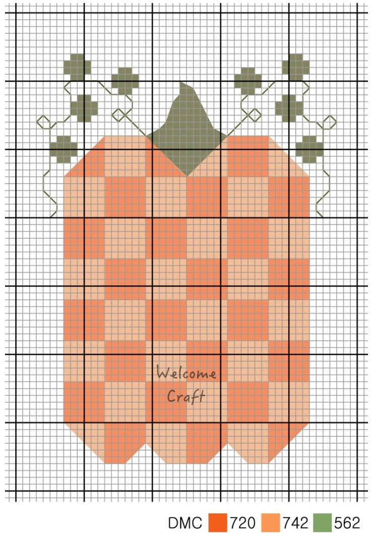 thanksgiving-pumpkin-cross-stitch-pattern