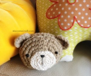 DIY Crochet Bear
