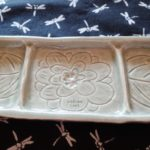 Hand Made Ceramic Serving Tray