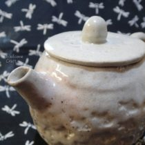 Hand Made Ceramic Tea Pot