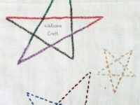 Embroidery Stars