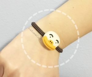 Kakao Friends Tube Clay Step by Step Tutorial Instruction