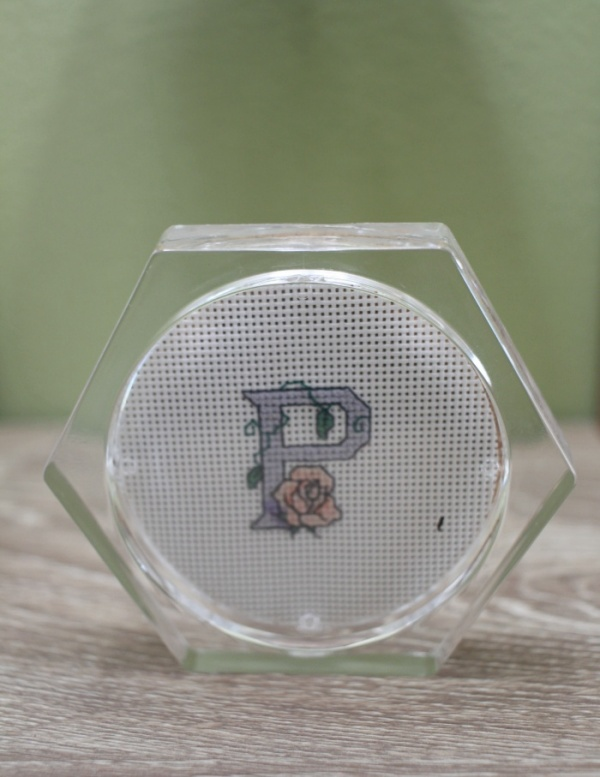 Alphabet Cross Stitch and Pattern