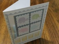 Congrats! Welcome Baby Card