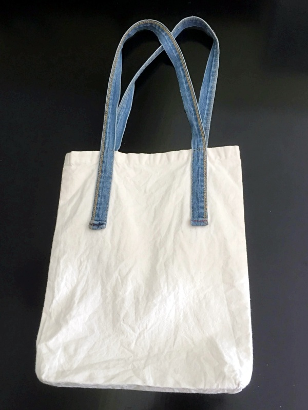 DIY Embroidery Ecobag